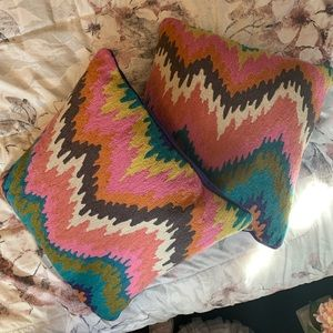 MISSONI inspired pillows